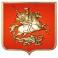 Символика, гербы, флаги 1 - Герб Москвы 42х50см