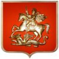 Символика, гербы, флаги 1 - Герб Московской области 42х50см