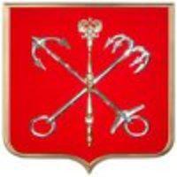 Символика, гербы, флаги 1 - Герб Санкт-Петербурга 42х50см