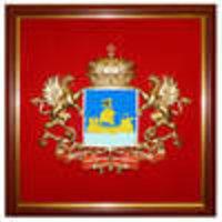 Символика, гербы, флаги 4 - Герб Костромской области 40х42см