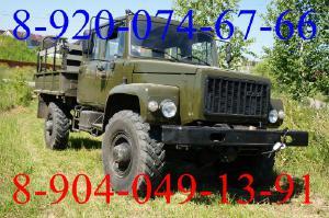 """ГАЗ 33081 """"САДКО"""" - Бортовой ГАЗ 33081 Егерь 2 защитный"""