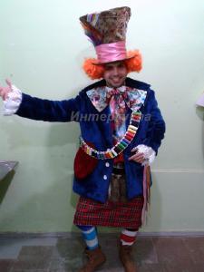Ростовые куклы - Сценический костюм Болванщик (Безумный шляпник)