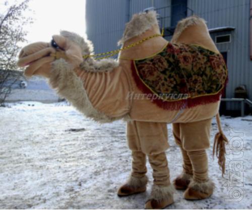 Костюм верблюда своими руками
