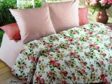 Постельное белье - Комплекты постельного белья из поплина 1,5-сп.(100% хлопок)