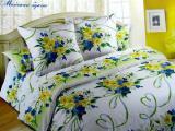 Постельное белье - Комплект постельного белья 2-сп., поплин (100% хлопок)