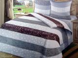 Комплекты постельного белья - Комплект постельного белья (КПБ) «Евро» из сатина