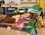 Домашний текстиль 1 - Покрывало «Маша и медведь»