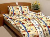 Домашний текстиль 1 - Постельное белье из бязи Иваново, КПБ 1,5-сп, бязь