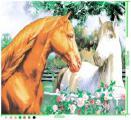 Домашний текстиль 3 - Плед флисовый «Сад роз» 200х220
