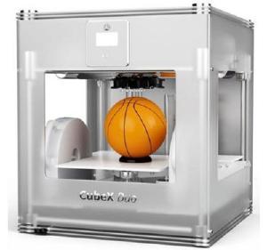 3D принтеры 3D Systems - 3D Systems CubeX Duo