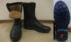 Рабочая обувь, спецобувь - Рабочая обувь (спецобувь) модельные Берцы «Спорт МВ З