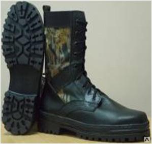 Рабочая обувь, спецобувь - Рабочая обувь (спецобувь) Берцы М4 «Лето» комбинирова
