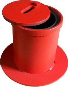 Ковер газовый для подземной арматуры - Ковер газовый стальной