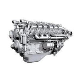Моторостроитель 1 - Двигатели ЯМЗ-240, рабочим объёмом 22,3 л