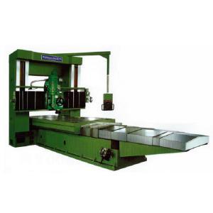 Металлообрабатывающее оборудование 2 - Продольно-фрезерный станок ZN1250/1000