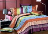 Постельного белья 1 - Комплект постельного белья (КПБ) 1,5-сп, поплин (100%хлопо
