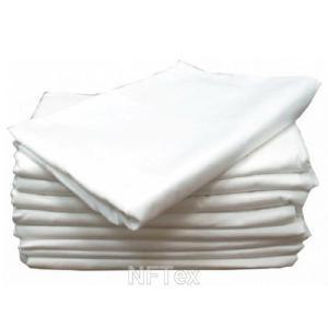 Постельного белья 4 - Простыня 1,5-сп, бязь чисто белая (Иваново)