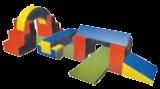 Детские игровые площадки от производителя - Детские мягкие модули от производите