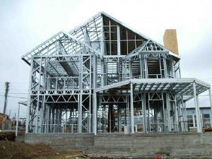Производство ЛСТК 3 - Коттеджное строительство