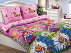 """Постельное белье2 - 6.Комплект постельного белья детский """"Маленькая фея розовая"""""""