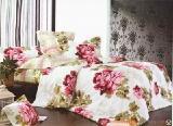 Постельное белье - Комплект постельного белья, сатин, 1.5-спальный