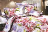 Белье постельное - Комплект постельного белья, поплин, 1.5 спальный