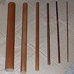Электроизоляционные материалы - Текстолит стержневой