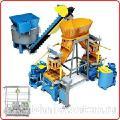 Оборудование для производства бетонных строительных материалов - Виброустановка