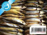 Рыба холодного копчения 01 - Мойва холодного копчения
