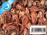 Рыба холодного копчения 02 - Кальмар (щупальца) холодного копчения