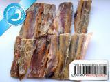 Рыба и морепродукты солено-сушеные 03 - Рыба-игла (Золотая песчанка) солёно-суше