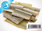 Рыба и морепродукты солено-сушеные 04 - Угорь кусочки солёно-сушеный
