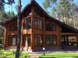 Продукция из клееного бруса - Деревянные дома из клееного бруса