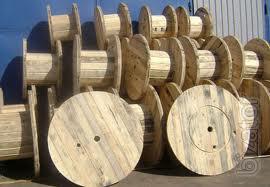 тара деревянная - кабельные и канатные барабаны, комплекты