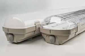 Пылевлагозащищенные светильники IP65 УЛЬТРАСВЕТ-ПВС - Пылевлагозащищенный светил