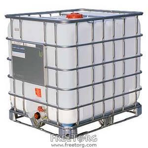 IBC контейнера - IBC-контейнер 1000л. б/у 1-й сорт, большая крышка.