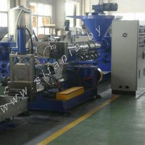 Оборудование по переработке полимеров - Линия ЛГ 2.00 по изготовлению гранул