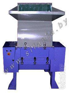 Дробилки полимеров, древесины - Дробилка полимерных материалов XFS 600