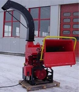 Дробилки полимеров, древесины - Дереводробильная машина ДП 660 E
