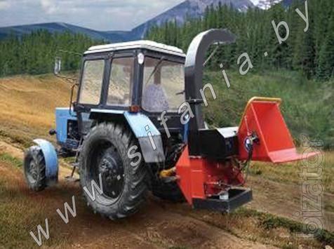 Дробилки полимеров, древесины - Дереводробильная машина ДП 660 Т