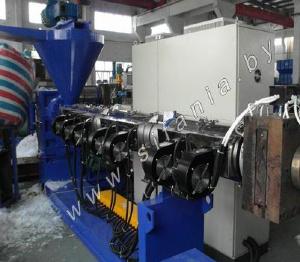 Производственные перерабатывающие линии - Линия ЛГ 2.00 по изготовлению гранул