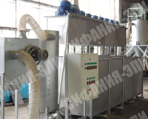 Производственные перерабатывающие линии - Линия по сортировке, измельчению, сухо