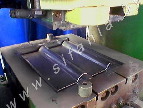 Производственные перерабатывающие линии - Линия по производству полимерно-песчан