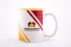 Сувенирная продукция - Кружки с логотипом