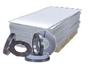 Лента пружинная (сталь 65Г, 60С2А) холоднокатанная и термообработанная, листы пр