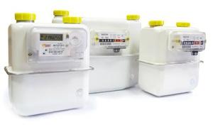 Счетчики газа Метрикс Metrix - Счетчики газа  Метрикс Metrix 4 и G4Т