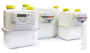 Счетчики газа Метрикс Metrix G6 и G6Т