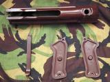 Дульные устройства и накладки для оружия - Бакелит на пистолет-пулемет МП цвет к
