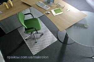 Защитные ковры для под кресло и стул - Макролон Германия - Защитные ковры для по