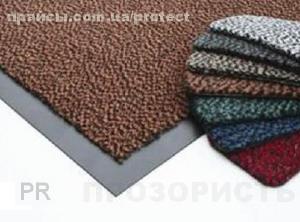 Грязезащитные ковры, грязезащитные покрытия - Грязезащитный ковер класс - СТАНДА